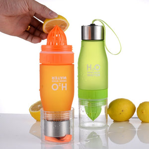Lemon Fruit Juicer Bottle/Water Infuser