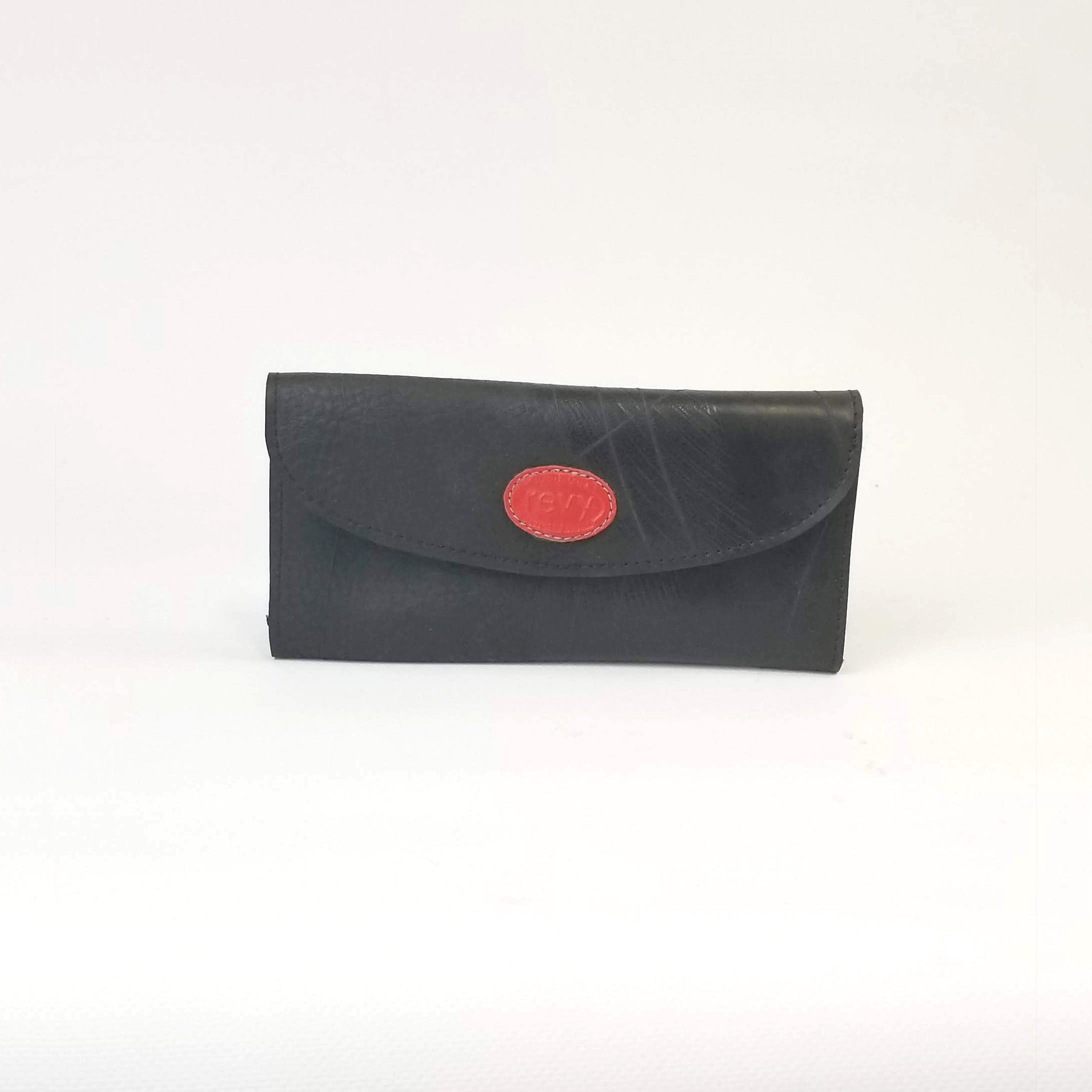 Revved Up Snap Closure Wallet