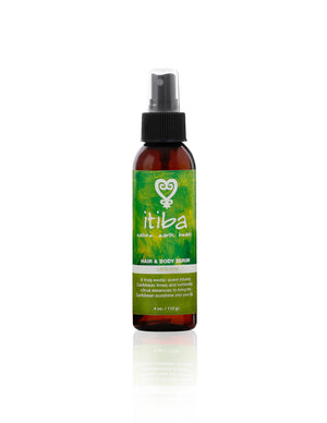 Carib Lime Hair & Body Serum