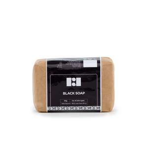 Black Bar Soap