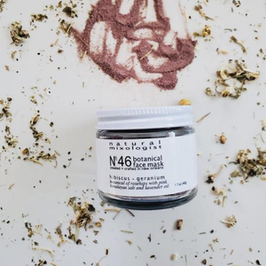 No. 46 - Hibiscus and Geranium Facial Mask