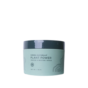 Plant Power - Vegan Protein and Moisture Repair Mask