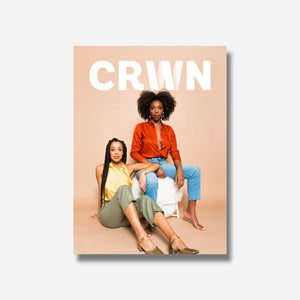 The Love Issue by CRWNMAG