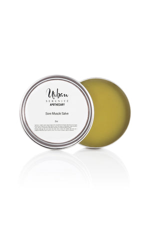 Organic Sore Muscle Salve