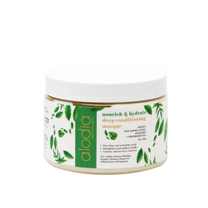 Blk Grn Nourish And Hydrate Deep Conditioning Masque
