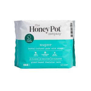 Super Herbal Pads with Wings