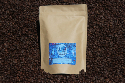 Coffee By Andrew - Andrew's Signature Blend