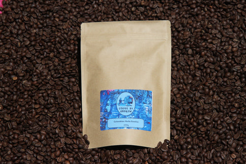 Coffee By Andrew - Colombian Huila Excelso Single Origin