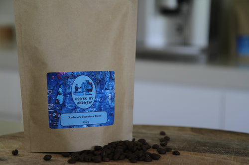 Coffee By Andrew's Coffee Subscription