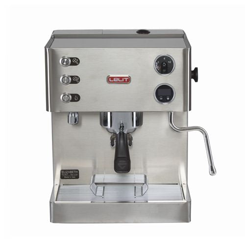 Elizabeth - The Premium Dual Boiler Espresso Machine