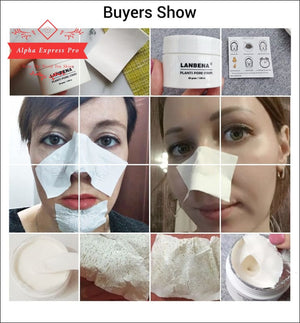 Deep Cleansing Blackhead Remover Nose Face Mask - AlphaExpressPro