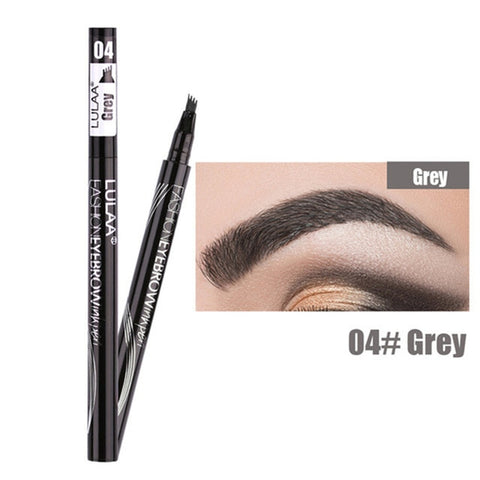 Women's Makeup Sketch Liquid Eyebrow Pencil - AlphaExpressPro