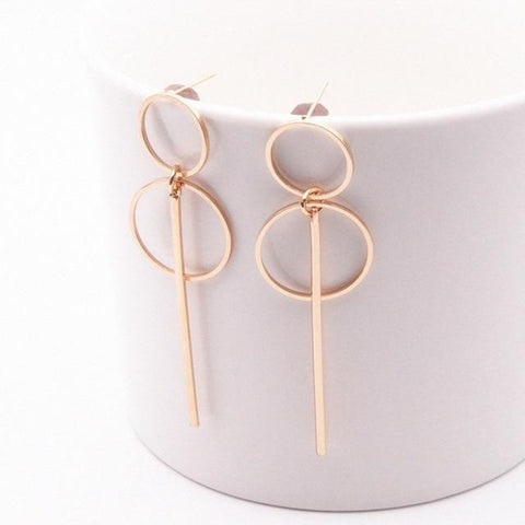 2018 Newest Fashion Earrings For Women European Design Drop Earrings Gift For Friend - AlphaExpressPro