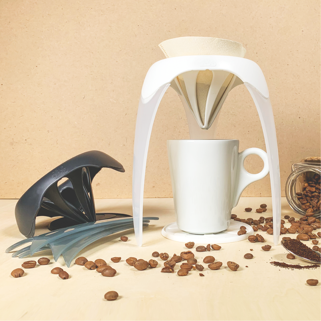 { Dripod } The Pour Over Coffee Maker