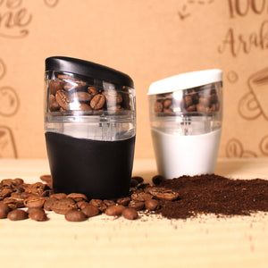 { Nutshell } The Ultimate Portable Coffee Grinder (Kickstarter 773% Funded)