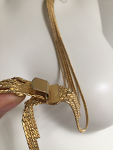Load image into Gallery viewer, 1980 Christian Dior Gold Tone Belly Chain/Belt/Necklace