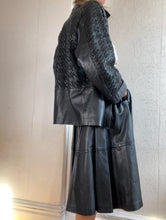Load image into Gallery viewer, 1960's Genuine  Ocelot Belted Coat