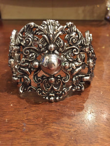 1950's vintage Sperry Gothic Style Bracelet