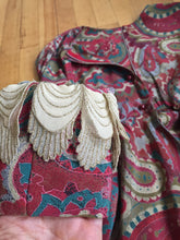 Load image into Gallery viewer, 1970s Vintage Chloé Silk Paisley 3 Piece Skirt and Blouse set. 0-2