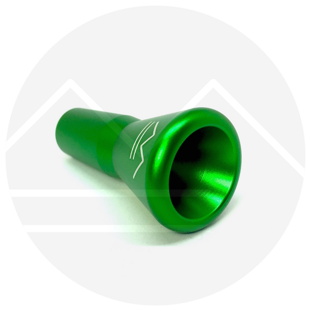 BE-4 14.5mm / GREEN - METALFORMS