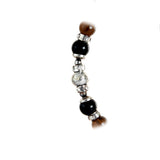 "Bracelet Beads  ""Malteser Cross"" Ball"