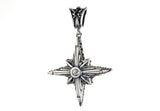 Silver Pendant Body MORNING STAR
