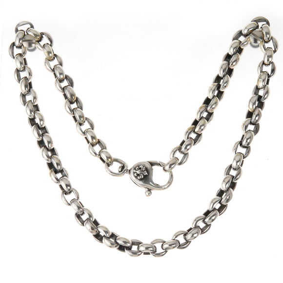 Silver PEAS Chain Super Heavy
