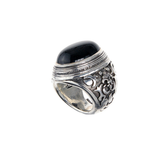 Silver Ring Elfin Oval