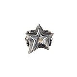 Silver Ring SHOOTING STAR