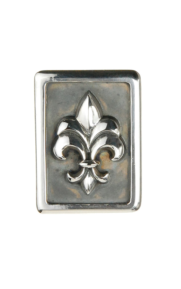 Silver Money Clip LILY