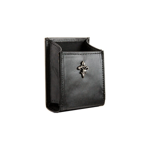 Cigarette Box Cover with Silver LILY s