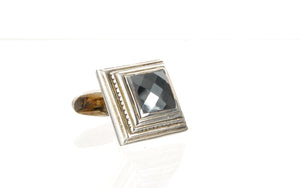 Silver Cufflinks ELFIN KING Caree L