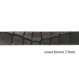 Braided or Embossed Cow Leather 13