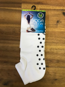 Bamboo Yoga Grip Sock for Men and Women.