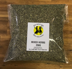 The Spice Girls - Mixed Herbs 250g