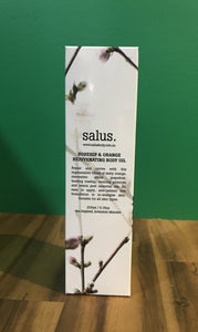 salus - Rejuvenating Body Oil 200ml - Rosehip and Orange