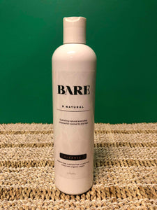 Bare - B Natural Cleanse - Hydrating Shampoo 375ml  -  Hydrating | Natural, Everyday Cleanse | for Normal to Dry Hair