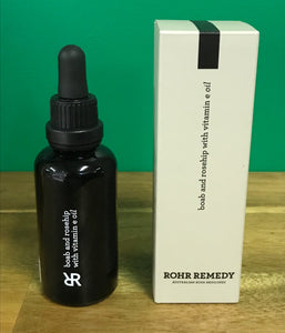 Boab & Rosehip with Vitamin E Oil 50ml
