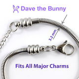 Stainless Steel Charm Bracelet for 99 Cents