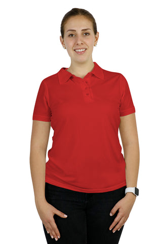 Playera Polo Dry Fit (Dama)