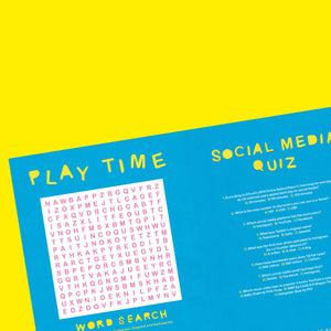 The Procrastination Paper Issue 25: Social Media (Single Copy)