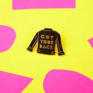 Got Your Back Charity Pin for Spinal Research
