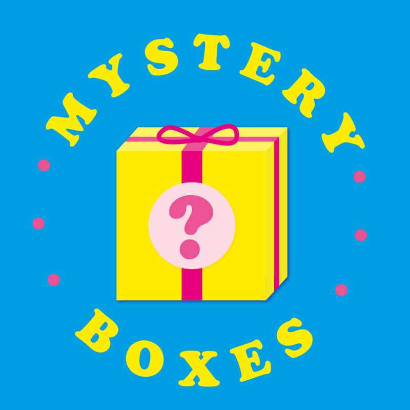 Pin / Patch / Mixed Mystery Sale Box