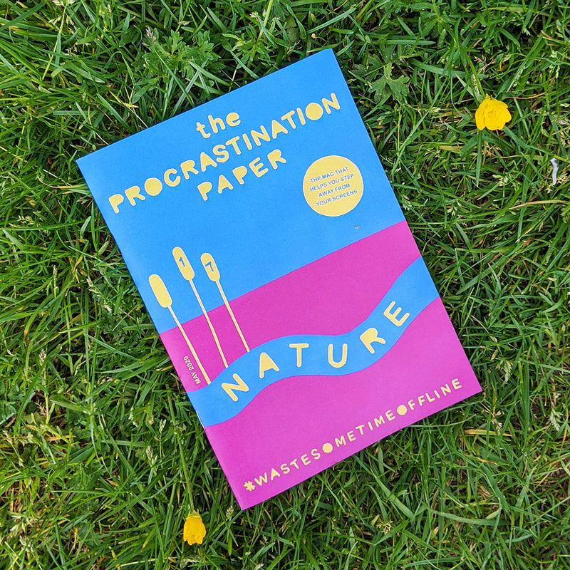 The Procrastination Paper Issue 17: Nature (Single Copy)