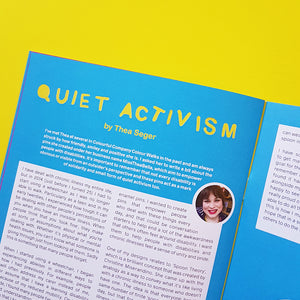 The Procrastination Paper Issue 6: Activism (Single Copy)