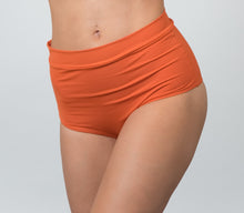 Load image into Gallery viewer, Ocean Orange Bottom - Kiwi Elite Swimwear
