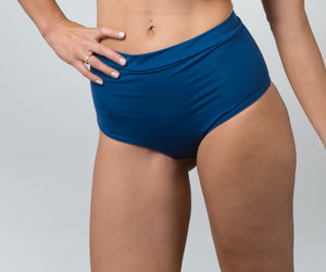 Ocean Blue Bottom - Kiwi Elite Swimwear