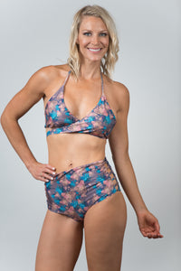 Savanna Light Purple Top - Kiwi Elite Swimwear