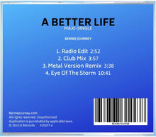Load image into Gallery viewer, A BETTER LIFE Maxi-Single (CD)