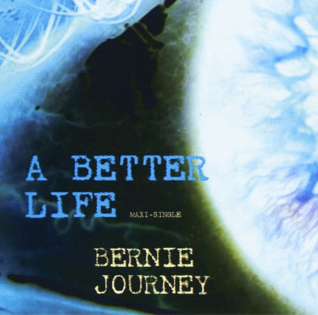 A BETTER LIFE Maxi-Single (CD)